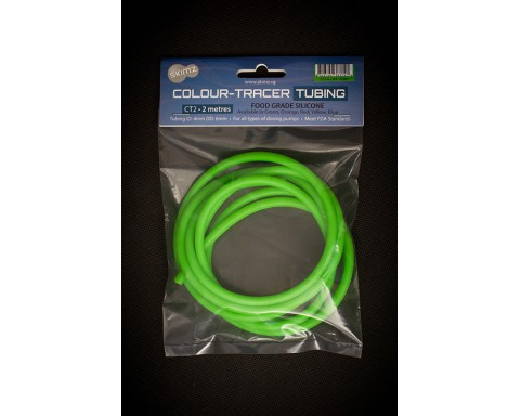 Skimz Colour-Tracer Tubing 2M - Green