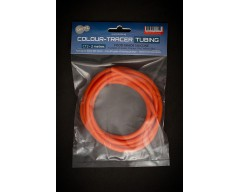 Skimz Colour-Tracer Tubing 2M - Orange