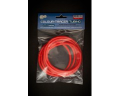 Skimz Colour-Tracer Tubing 2M - Red