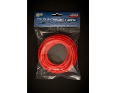 Skimz Colour-Tracer Tubing 4M - Red